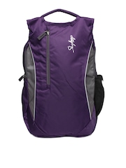 Skybags Unisex Purple Surf-03 Backpack