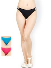 Softrose Women Pack of 3 Bikini Briefs WP5001BFM