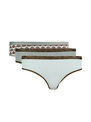 Soie Women Pack of 3 Briefs 3BF-5