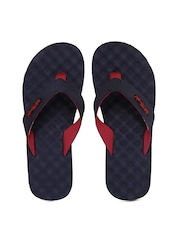 Sole Threads Men Navy Flip Flops