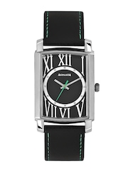 Sonata Men Black Dial Watch