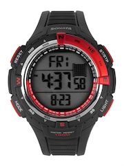 Sonata Men Ocean series II Digital Watch