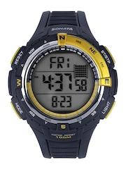 Sonata Men Ocean series II Digital Watch