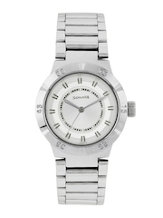 Sonata Men Silver Watch