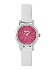 Sonata Women Pink Dial Watch 8976SL03J