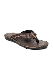 Sparx Men Brown Sandals