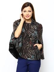 Species Women Multicoloured Wool Blend Top