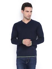 Sports 52 Men Navy Sweater