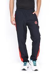 Sports 52 Men Navy Track Pants