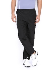 Sports 52 Men Black Track Pants