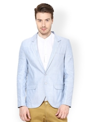 Srota Men Blue Blazer