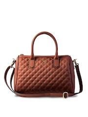 Srota Rust Brown Handbag
