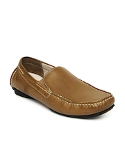 Steve Madden Men Brown Loafers