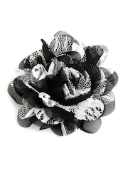 Stoln Girls Black & White Hair Clip