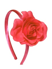 Stoln Girls Coral Pink Hairband