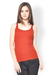 StyleToss Red Camisole