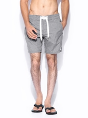 Superdry Men Grey Premium Starboard Shorts