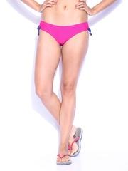 Superdry Women Pink Basic Bikini Briefs