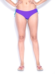 Superdry Women Purple Basic Swimming Briefs