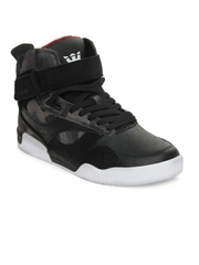 Supra Men Black Bleeker Casual Shoes