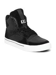 Supra Men Black Vaider 3000 Casual Shoes