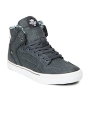 Supra Men Blue Vaider Casual Shoes