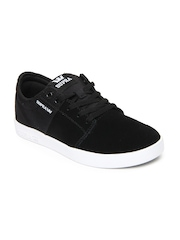 Supra Men Black Stacks II Casual Shoes