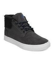Supra Men Grey Passion Casual Shoes