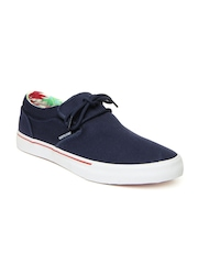 Supra Men Navy Cuba Casual Shoes