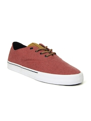 Supra Men Red Wrap Casual Shoes