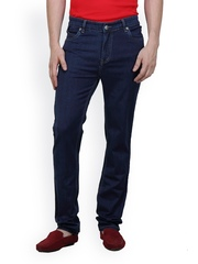 Men Dark Blue Jeans TNG New York 406138