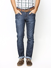TWILLS Men Blue Slim Fit Jeans