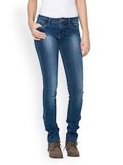 TAMARA Women Blue Straight Fit Jeans