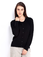 The Collection by Debenhams Women Black Cardigan