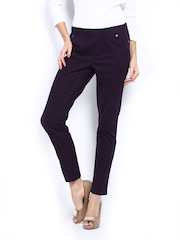 The Collection by Debenhams Women Purple Jeggings