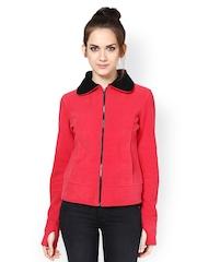 The Vanca Women Pink Jacket