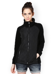 The Vanca Women Black Jacket