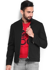 Theme Men Black Jacket