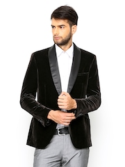 Theme Men Brown Blazer