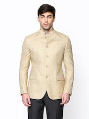 Theme Men Beige Coat