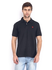 Timberland Men Dark Navy Polo T-shirt