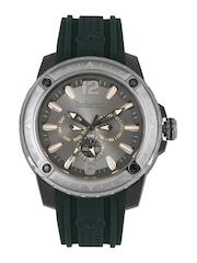 Timberland Men Gunmetal-Toned Dial Watch TBL13911JPBU61J