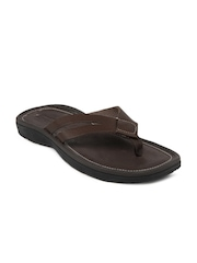 Timberland Men Brown EK Original Thong Sandals