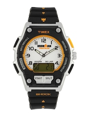 Timex Men White Dial Watch
