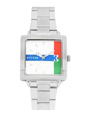 Titan Men Multi coloured Dial Watch