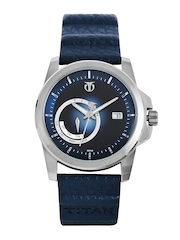 Titan Men Blue Dial Watch