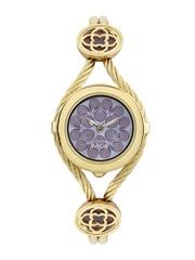 Titan Raga Women Pearly Lavender Dial Watch