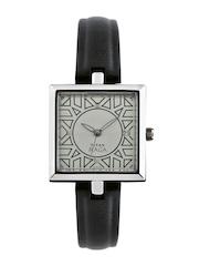 Titan Raga Women Silver Toned Dial Watch