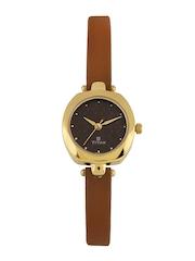 Titan Women Brown Dial Watch