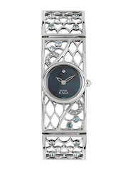 Titan Raga Women Pearly-Blue Dial Watch NE9932SM01J
